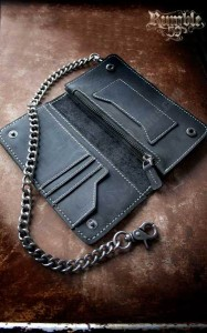Rumble59 Leather Wallet 2